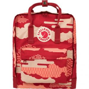 kanken-art-backpack-red